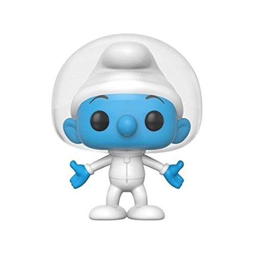 Die Schlmpfe Los Pitufos Figura Vinilo Astro Smurf 272 Figura de coleccin