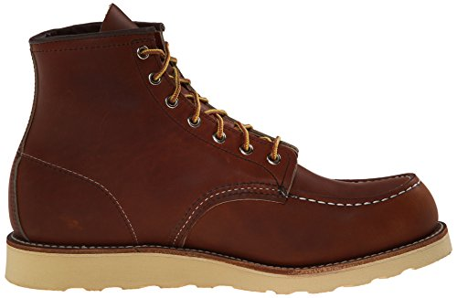 Red Wing 8173, Boots homme Rouge