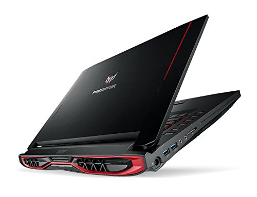 Acer Predator G9-793 Laptop (Linux, 16GB RAM, 2000GB HDD) Black Price in India