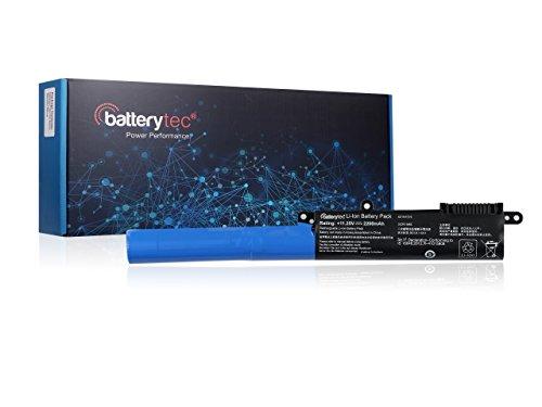 Batterytec® Bateria para Asus X540 Series, Asus X540LA X540LJ X540SA Series, Asus X540SC X540YA Series, Asus X540S Series, A31N1519. [11.25V 2200mAh, 12 meses de garantía]