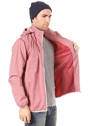 Pb WB–Herren Jacke Adidas Rot - Rot