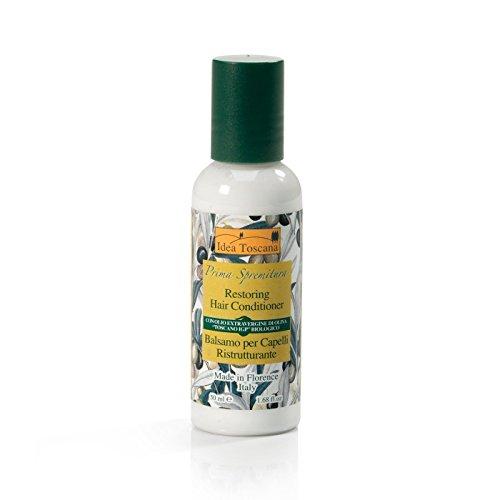 Idea Toscana - Haar-Pflegespülung, Hair Conditioner 50ml - Prima Spremitura Naturkosmetik aus dem Herzen der Toskana