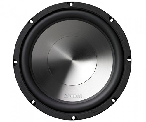 Clarion - 1000 W max. 4 Ohm Single-Schwingspule Subwoofer 30 cm (12 \') wg3020