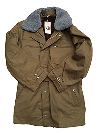 Czech Army Winter Parka 2014/15 New Release Improved Model (Green) (Small)
