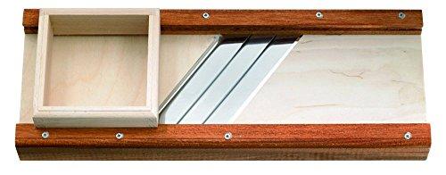 Price comparison product image STERNSTEIGER PROFESSIONAL VEGETABLE SLICER FOR CABBAGE, 4 blades, 750 x 280 mm