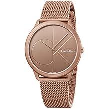 Calvin Klein Damen-Armbanduhr K3M11TFK