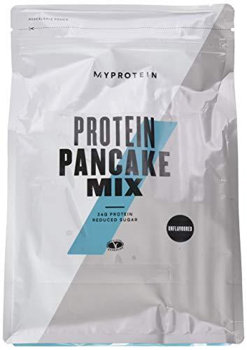 Myprotein Protein Pancake Unflavoured, 1er Pack  1 x 1000 g (Chocolate Chip Cookie-pfanne)