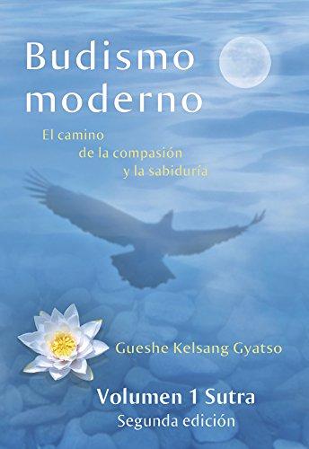 Portada del libro Budismo moderno de Gueshe Kelsang Gyatso
