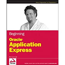 Beginning Oracle Application Express (Wrox Programmer to Programmer)