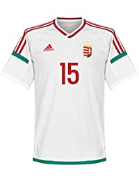 Ungarn Away Trikot 2016 2017 + Kleinheisler 15 (Fan Style)