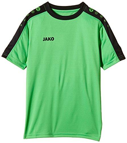 JAKO Kinder Trikot Striker KA, soft green/schwarz, 164, 4206