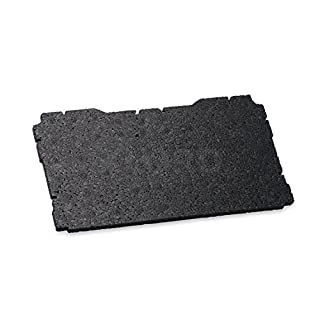 TANOS MINI-systainer® T-Loc I verschiedene Deckeleinlagen Deckelpolster 90100012, TANOS Deckeleinlagen:Mini Einlage EPP