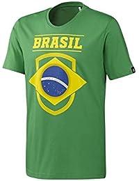 adidas Camiseta Brasil Hombre XS ...