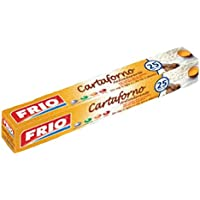 Frio–cartaforno antiadherente de hojas, 33x 38cm–25hojas - [Pack de 8]