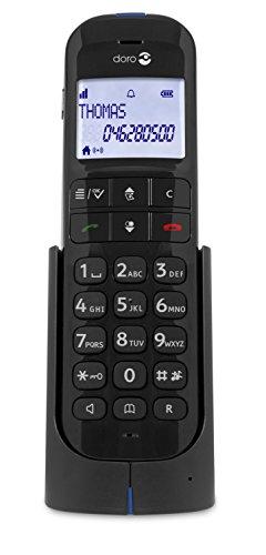 Doro Magna 2000 Telefono Cordless con Segreteria Telefonica e Audio Amplificato