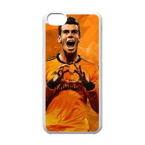 LP-LG Phone Case Of Gareth Bale For Iphone 5C [Pattern-6] Pattern-5