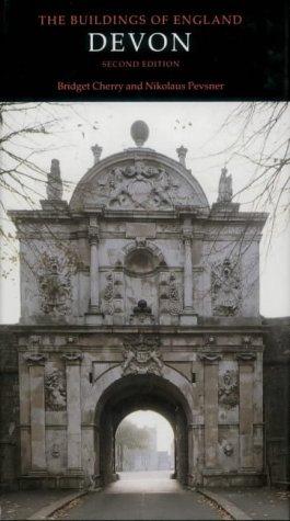 Devon (Pevsner Architectural Guides: Buildings of England) by Bridget Cherry (1991-03-11)