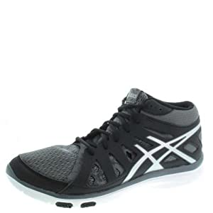 414JoL13KWL. SS300  - ASICS GEL-FIT TEMPO 2 Mid Height Women's Fitness Shoes (S564N)