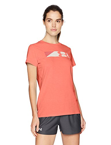 Under Armour Women's Sportstyle Branded Graphic Short-Sleeve Shirt