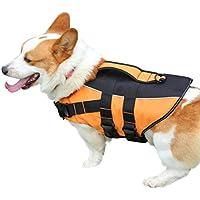JoyDaog Chaleco salvavidas para perros pequeños, para natación, flotación de seguridad gruesa