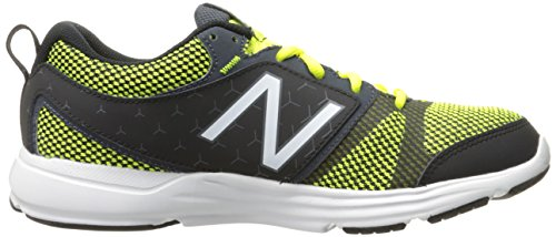 New Balance Mx577gf4-577 Training, Chaussures de Fitness Homme Multicolore (Grey/Yellow 033)