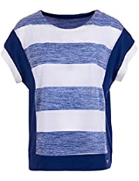 super. natural W Comfort Panel Tee Printed Women's Merino T-Shirt, Womens, SNW007587887