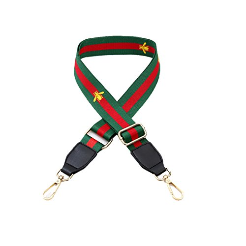 Umily 80-130cm Schultergurt breiter Schultergurt/Schulterriemen handtaschen/Schulterriemen bunt für Schulterriemen Tasche, Tragetaschen und Handtaschen