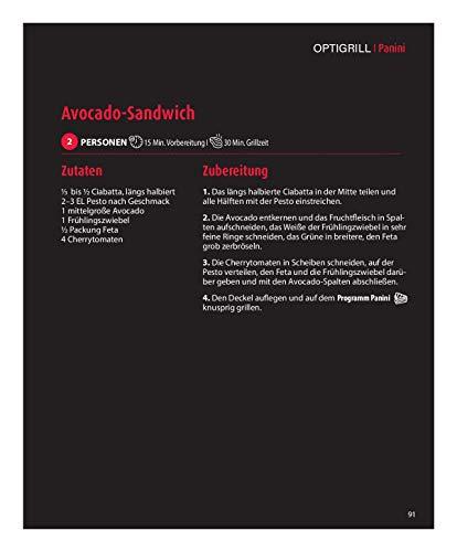 414JtIDTU1L - OPTImal Grillen: Rezepte für den Optigrill - Das Original