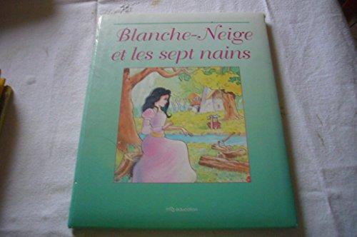Blanche Neige et les 7 Nains (CD)
