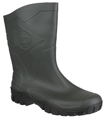 Dunlop Wellington Boots - Dunlop Dee Half Calf ...