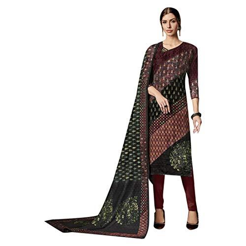 Indian Women Designer Party Wear Ethnic Baumwolle Traditonal Salwar Kameez.7136 -