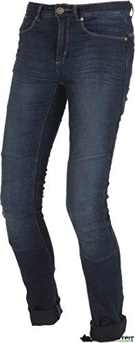Modeka ABANA Damen Jeans Urban Motorradhose - blau Größe 38