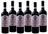 WEINVORTEIL - 6 Fl. Carrione - Vino Nobile di Montepulciano DOCG Rotwein aus Italien trocken