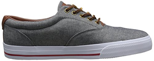 Ralph Lauren Vaughn SK VLC Natural Mens Trainers Grey-Rl R