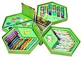 MERATOY.COM 46 Pcs Color Art Set