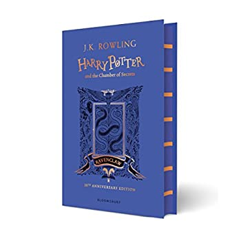 Harry Potter, Tome 2 : Harry Potter and the Chamber of Secrets : Ravenclaw 20th Anniversary Edition