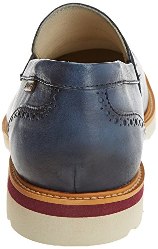 Pikolinos Salou M9j, Mocassins (Loafers) Homme Bleu (Nautic)