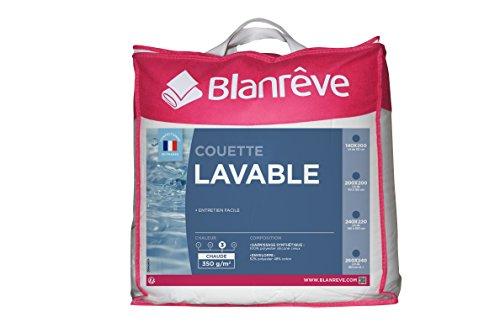Blanrêve CTLAVHP002624 Couette Lavable 260 x 240