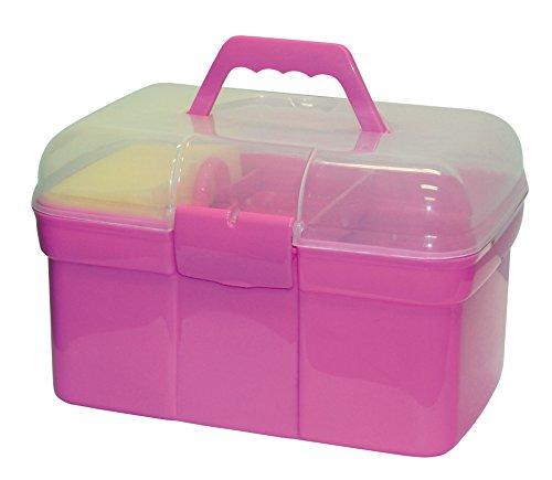 kerbl-321766-pferde-putzbox-befullt-fur-kinder-rosa