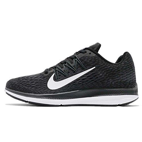 Nike Zoom Winflo 5 / Blk-WHT-Anthrct