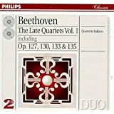 Beethoven: The Late Quartets, Vol. 1