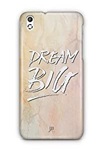 YuBingo Dream BIG Designer Mobile Case Back Cover for HTC Desire 816