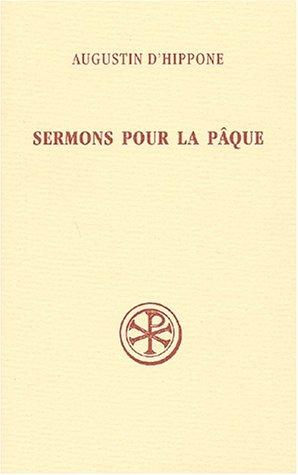 Sermons pour la Pâque PDF Books