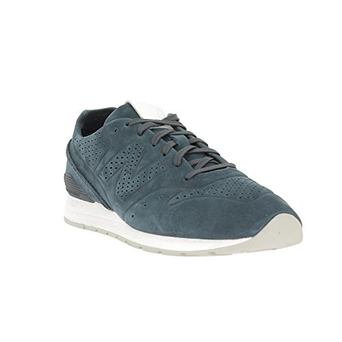 Sneaker Riprogettato 996 Uomini Navy Mrl996dn Nuova Equilibrio Blu UqHREWw