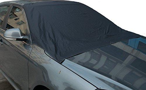 Cubierta para parabrisas del coche, contra la nieve y el sol