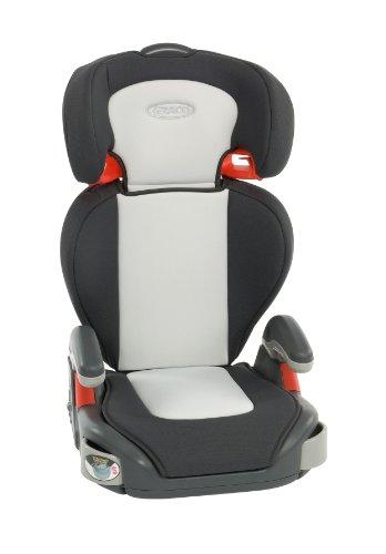 Graco Junior Maxi siège auto avec dossier Groupe 2/3, Charcoal