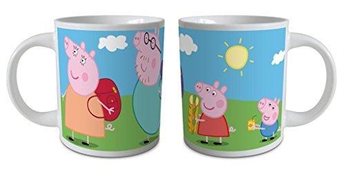 Peppa Pig - Taza 23,7 cl (Suncity PEA102461)