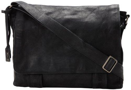frye-logan-messenger-db-790-noir-unisex-erwachsene-umhangetasche-schwarz-noir-einheitsgrosse