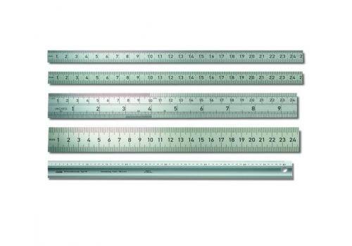 starrer Stahlmaßstab , rostfr. 150 mm 963015050
