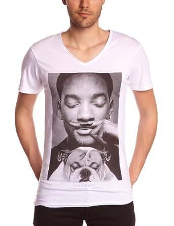 Eleven paris - woly - t-shirt - imprimé - homme - blanc (m99: white) - m